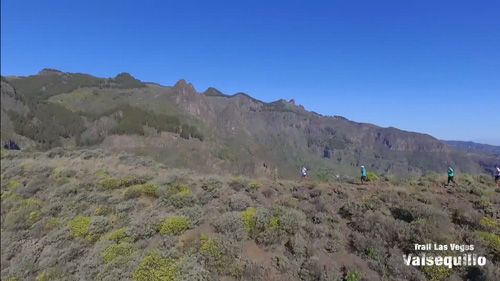 Trail La Vegas - Valsequillo 2018